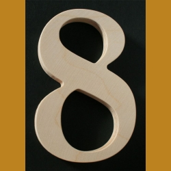 Číslo 8