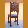 Židle zadek